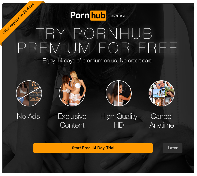 Free access to premium porn sites