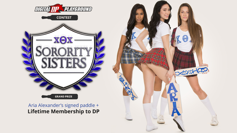 Sorority Sisters Contest, Win an Autographed Paddle!